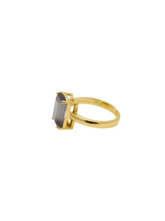 Say Yes! | Ring | Gracy gray gold