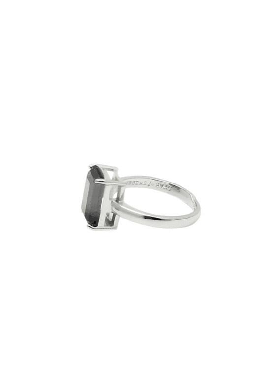 Say Yes! | Ring | Gracy gray silver